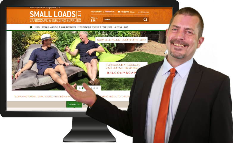 SEO Case Study for Small Loads Ltd